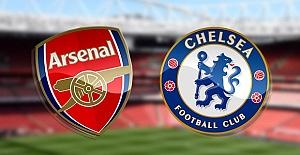 Chelsea beat Arsenal 2-0 in London derby