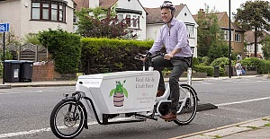 Green transport helps local business to reduce carbon footprint