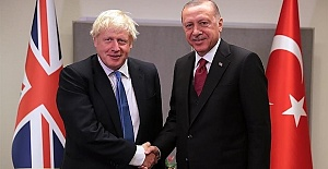 UK premier discusses Afghan crisis with Turkish president