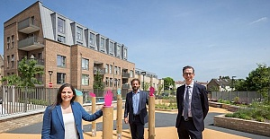 Enfield Council has been awarded £166.6m by the Mayor of London to build 1,120 new homes in the borough