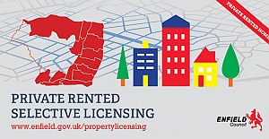 Enfield Council's new property licensing scheme designed to make private renting fairer,