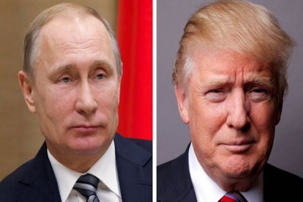 Trump and Putin will meet face to face for first time