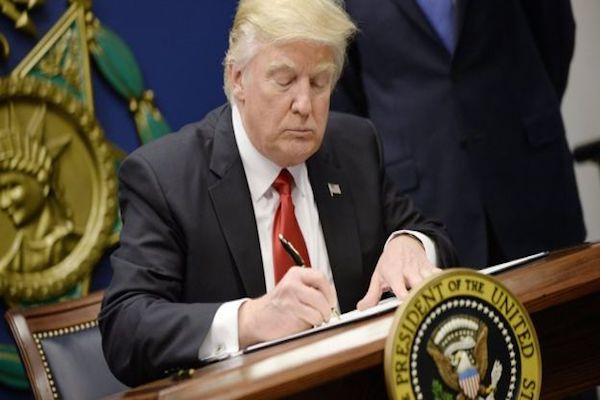 Trump travel ban came into effect for six Muslim countries