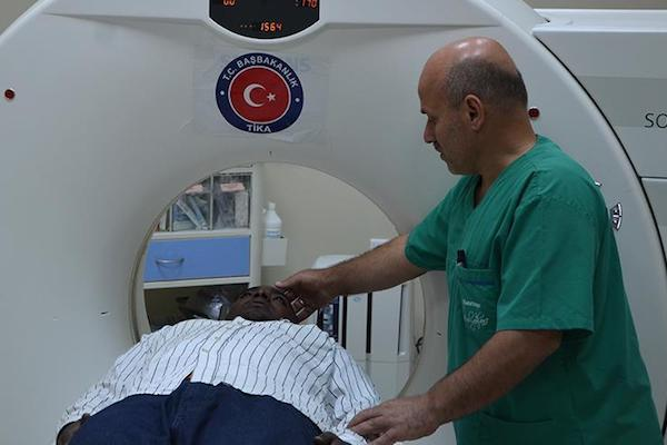 Turkish hospitals in Africa serve hundreds of thousands