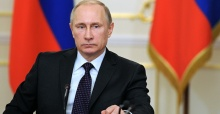 Russians on March 18 re-elected Vladimir Putin for a fourth term as president