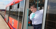 Planned industrial action on DLR suspended in London
