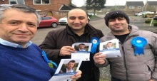 Support M Salih Gaygusuz in the by election for St Albans North County Division