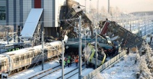 Turkey: 9 killed, 47 injured in high-speed train crash
