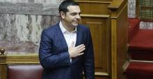 Greece's prime minister wins confidence vote