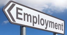 The number of employed people in the UK has risen again