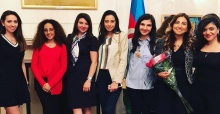 AWAUK and Irada Aghamaliyeva presented Career Workshop and Networking event