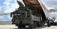 Turkey receives 15th shipment of S-400 hardware