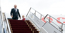 Russian president arrives in UAE amid regional tour