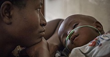 Over 800,000 children die of pneumonia worldwide