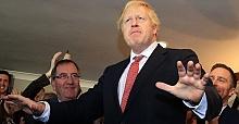 UK parliament presses Johnson to release Russia report
