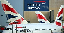 British Airways suspends flights to, from China