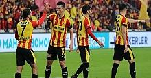 Super Lig: Goztepe beat Besiktas at new stadium