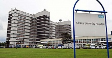 Coronavirus: Nurse at Liverpool's Aintree Hospital dies