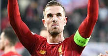 Knee knocks out Liverpool's Henderson to end of season