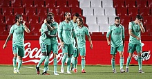 Real Madrid one step away from La Liga title