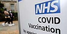England to start vaccinating people aged 45 or over