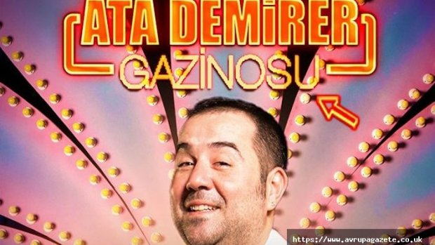 Ata Demirer Gazinosu Turkish