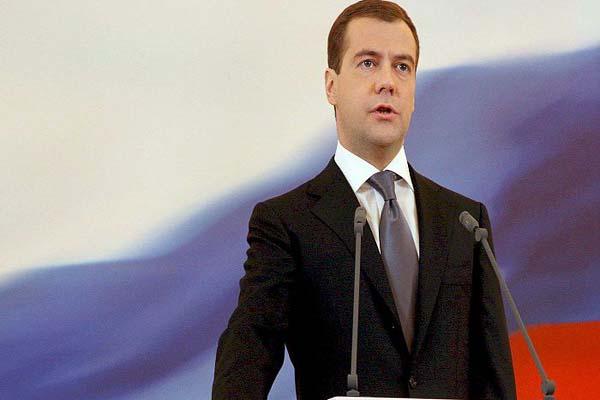 'No amnesty for political prisoners', says Medvedev