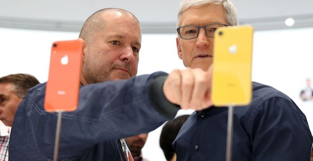 iPhone designer Jony Ive to leave Apple after decades