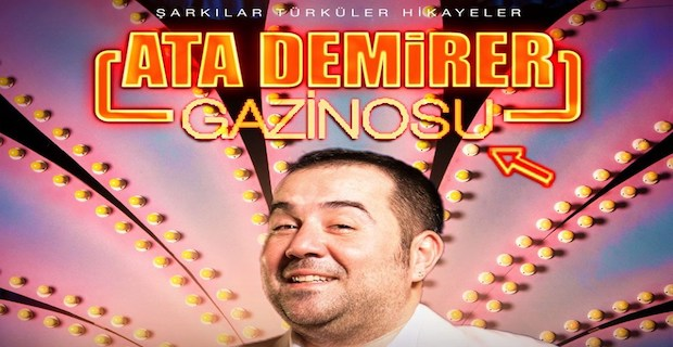 Ata Demirer Gazinosu London, Hosted by Most Production UK