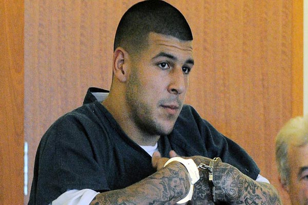 Aaron Hernandez involved in jailhouse altercation