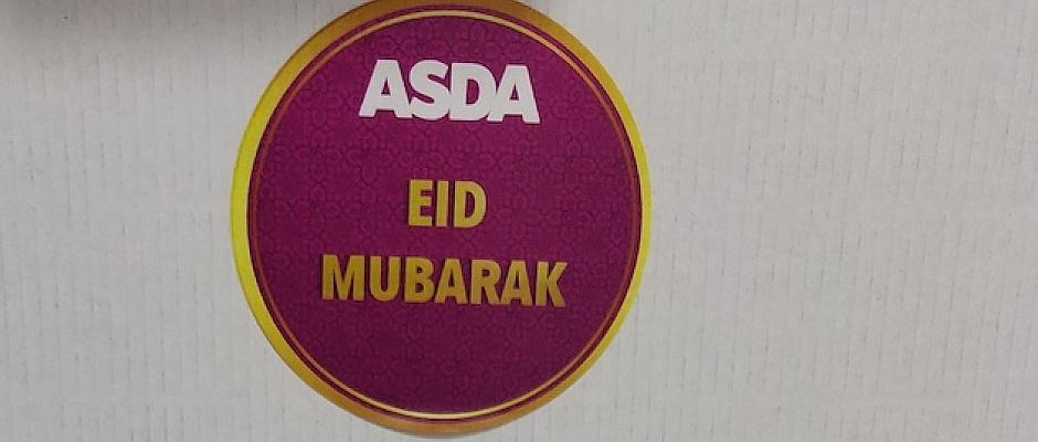 ASDA has certainly helped make my Eid complete, ASDA's Eid Hamper