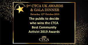 The public to decide who wins the CTCA Best Community Activist 2019 Awards