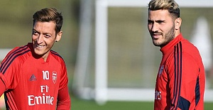 UK, 2 charged over attempted robbery of Arsenal players