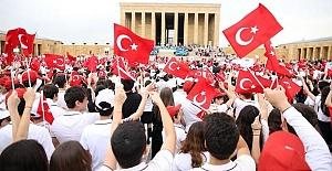 Turkey marks 96th anniversary of Republic Day