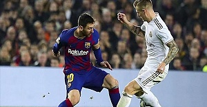 Real Madrid, Barca knocked out of Spanish Cup