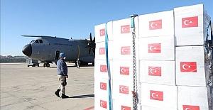 Turkey has helped 80 countries battle coronavirus