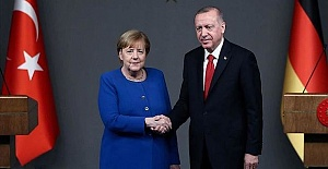 Turkish president, German chancellor talk over phone