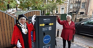 Islington Council launches six new knife bins to provide a safe place to surrender knives