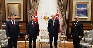 An evaluation meeting entitled 'Cyprus' held at the Presidency